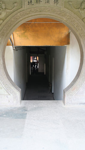 door_putuoshan